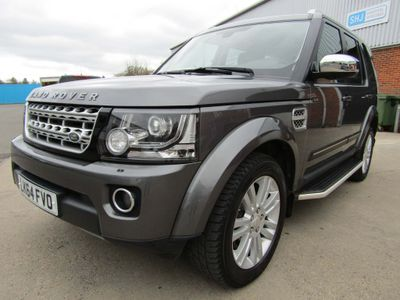 Land Rover Discovery 4 Unlisted HSE 3.0 SCV6 AUTO 7 SEATER 5 DR PETROL