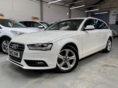 Audi A4 Avant Estate 2.0 TDI SE Technik quattro 5dr