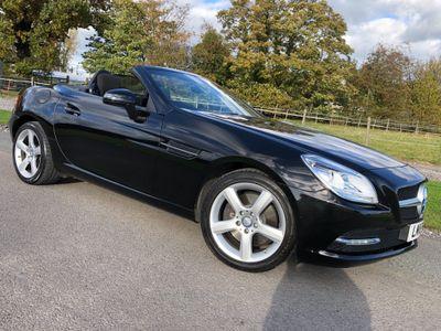 Mercedes-Benz SLK Convertible