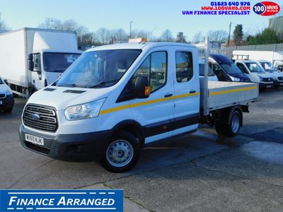 Ford Transit Dropside 2.2TDCI 125PS DOUBLE CAB DROPSIDE