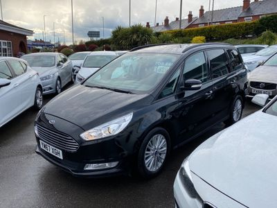 Ford Galaxy MPV 2.0 TDCi Zetec Powershift (s/s) 5dr