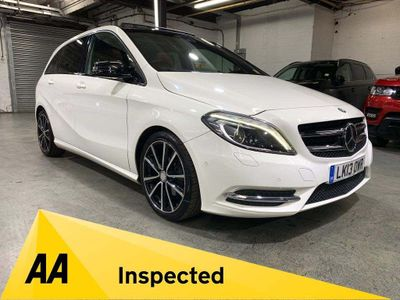 Mercedes-Benz B Class Hatchback 1.6 B200 BlueEFFICIENCY Sport 7G-DCT (s/s) 5dr