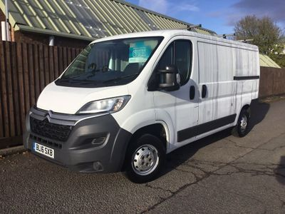Citroen Relay Panel Van 2.2 HDi 35 Enterprise L2H1 5dr