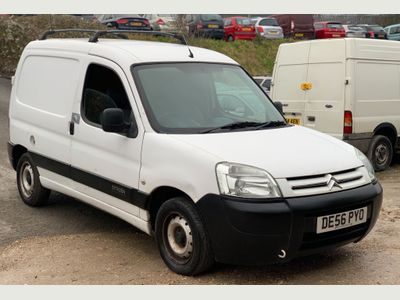 Citroen Berlingo Panel Van 1.6 HDi 600TD Enterprise Panel Van 5dr (EU4)
