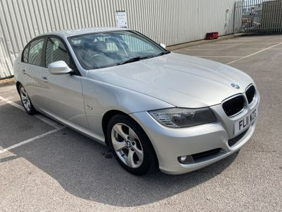 BMW 3 Series Saloon 2.0 320d EfficientDynamics 4dr