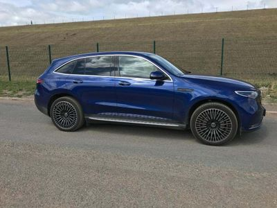Mercedes-Benz EQC SUV E 80kWh AMG Line (Premium) Auto 4MATIC 5dr