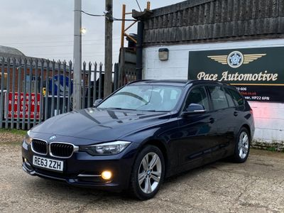 BMW 3 Series Estate 2.0 320d Sport Touring xDrive (s/s) 5dr