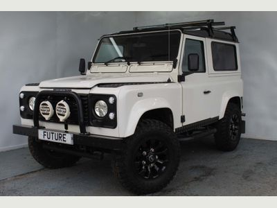 LAND ROVER 90 SUV 3.5 County Hard Top