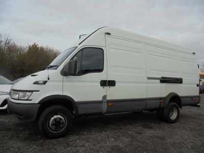 Iveco Daily Panel Van 3.0 TD Eco EEV 60C17 LWB Ex High Roof 4dr