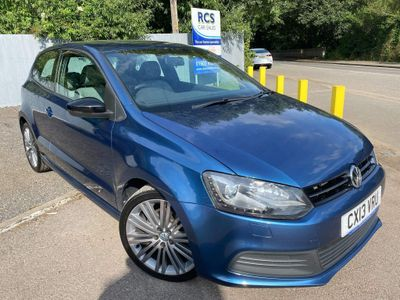 Volkswagen Polo Hatchback 1.4 ACT BlueGT 3dr
