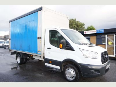 Ford Transit Curtain Side 2.2 TDCi 350 RWD Curtain Sider LWB