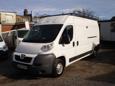 Peugeot Boxer Panel Van 2.2 HDi 335 L3 H2 Professional High Roof Van 4dr