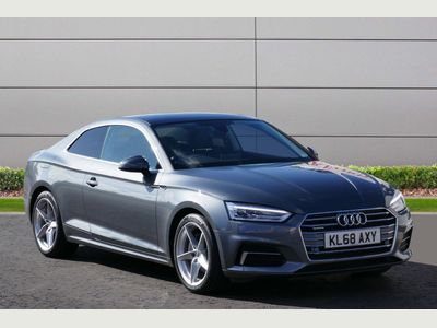 Audi A5 Coupe 2.0 TDI 40 Sport S Tronic quattro (s/s) 2dr