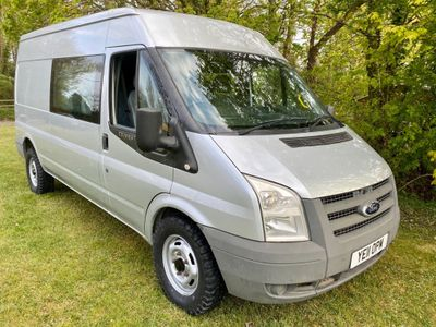 Ford Transit Combi Van 140 T350L D/C AWD / 4X4