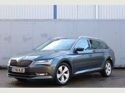 SKODA Superb Estate 2.0 TDI SE Business DSG (s/s) 5dr