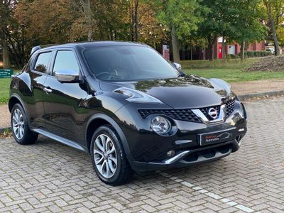 Nissan Juke SUV 1.5 dCi 8v Tekna (s/s) 5dr