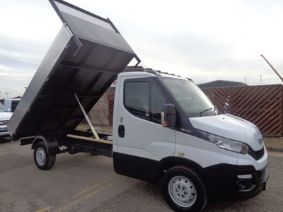 Iveco Daily Tipper 35S11 2.3 TIPPER LWB 108 BHP AUTOMATIC