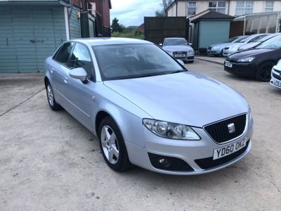 SEAT Exeo Saloon 2.0 TDI DPF S 4dr