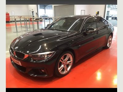 BMW 4 Series Gran Coupe Saloon 2.0 420i GPF M Sport Gran Coupe (s/s) 5dr