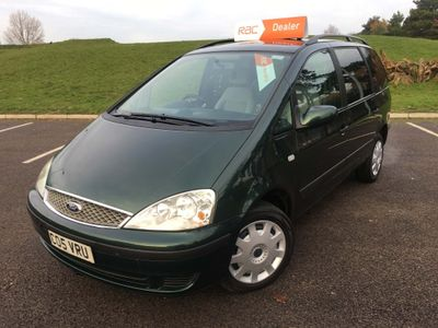Ford Galaxy MPV 2.3 i LX 5dr