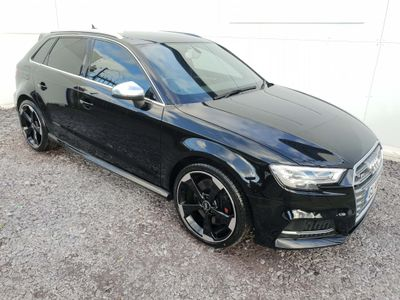 Audi A3 Hatchback 1.6 TDI Black Edition 3dr