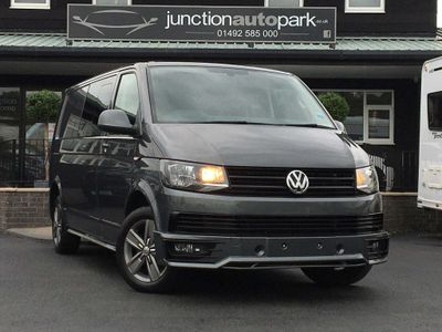 Volkswagen Transporter Other 2.0 TDI T32 BlueMotion Tech Highline Crew Van FWD LWB Medium Roof EU6 (s/s) 5dr