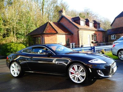 Jaguar XKR Coupe 5.0 V8 Supercharged 2dr