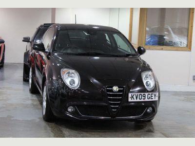 Alfa Romeo MiTo Hatchback 1.6 JTDM Lusso 3dr