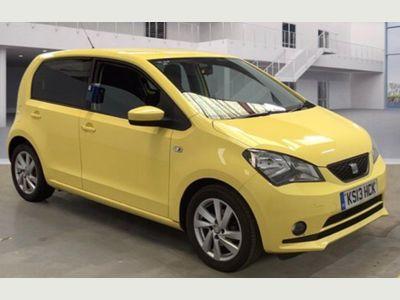 SEAT Mii Hatchback 1.0 12v Sport 5dr