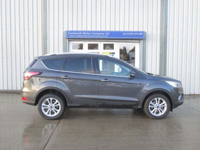 Ford Kuga SUV 1.5T EcoBoost Titanium (s/s) 5dr