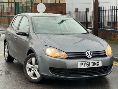 Volkswagen Golf Hatchback 1.6 TDI Match DSG 5dr