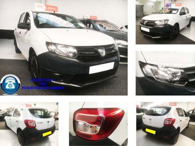 Dacia Sandero Hatchback 1.2 16v Access 5dr