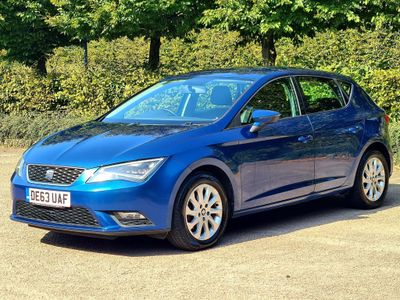 SEAT Leon Hatchback 2.0 TDI CR CR SE (Tech Pack) (s/s) 5dr