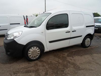 RENAULT KANGOO Panel Van 1.5 dCi eco2 ML19 75 Phase 2 Panel Van 5dr