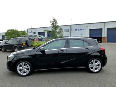 MERCEDES-BENZ A CLASS Hatchback 2.1 A200d Sport (Executive) 7G-DCT (s/s) 5dr