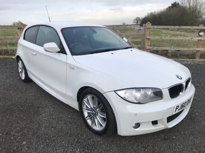 BMW 1 Series Hatchback 2.0 116d M Sport 3dr