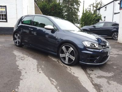 Volkswagen Golf Hatchback 2.0 TSI BlueMotion Tech R DSG 4MOTION (s/s) 3dr