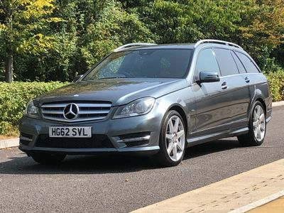 Mercedes-Benz C Class Estate 3.5 C350 Sport G-Tronic 5dr