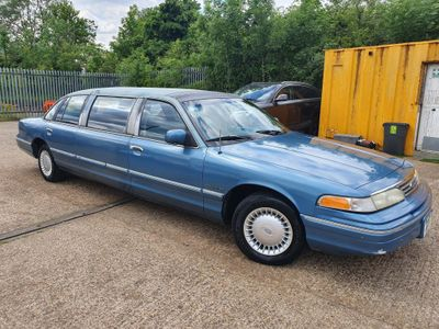 Ford Crown Victoria Other