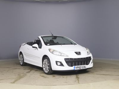Peugeot 207 CC Convertible 1.6 VTi GT 2dr