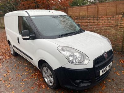 Fiat Doblo Panel Van 1.6 TD Panel Van Comfort-Matic 4dr