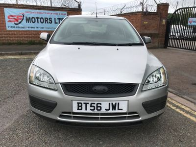 Ford Focus Hatchback 1.6 TDCi LX 5dr