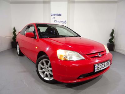 Honda Civic Coupe 1.7 i-VTEC 2dr