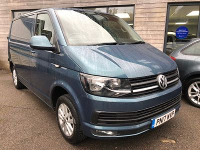 VOLKSWAGEN TRANSPORTER Panel Van 2.0 TDI BlueMotion Tech T28 Highline 5dr