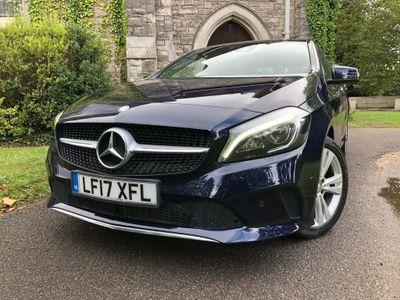 Mercedes-Benz A Class Hatchback 2.1 A200d Sport (Premium Plus) 7G-DCT (s/s) 5dr