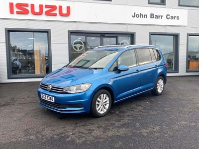 Volkswagen Touran MPV 1.6 TDI BlueMotion Tech SE (s/s) 5dr