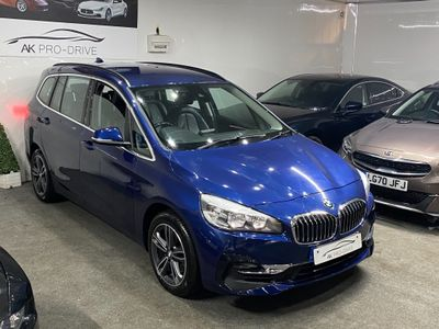 BMW 2 Series Gran Tourer MPV 1.5 218i Luxury Gran Tourer (s/s) 5dr