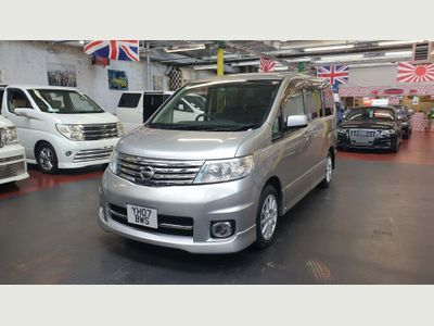 Nissan Serena MPV AUTOMATIC 8 SEATER READY TO GO