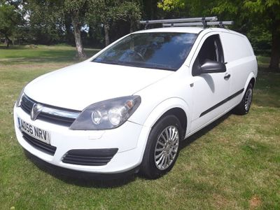 Vauxhall Astra Van Panel Van 1.7 CDTi 16v Club Panel Van 3dr Diesel Manual (135 g/km, 99 bhp)