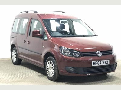 Volkswagen Caddy Life Other 1.6 TDI C20 Life Mini Bus 4dr